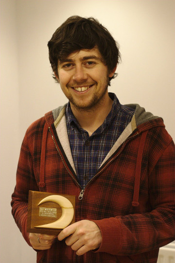 Ben Whorwood - For All Your Help & Dedication - London Surf Club